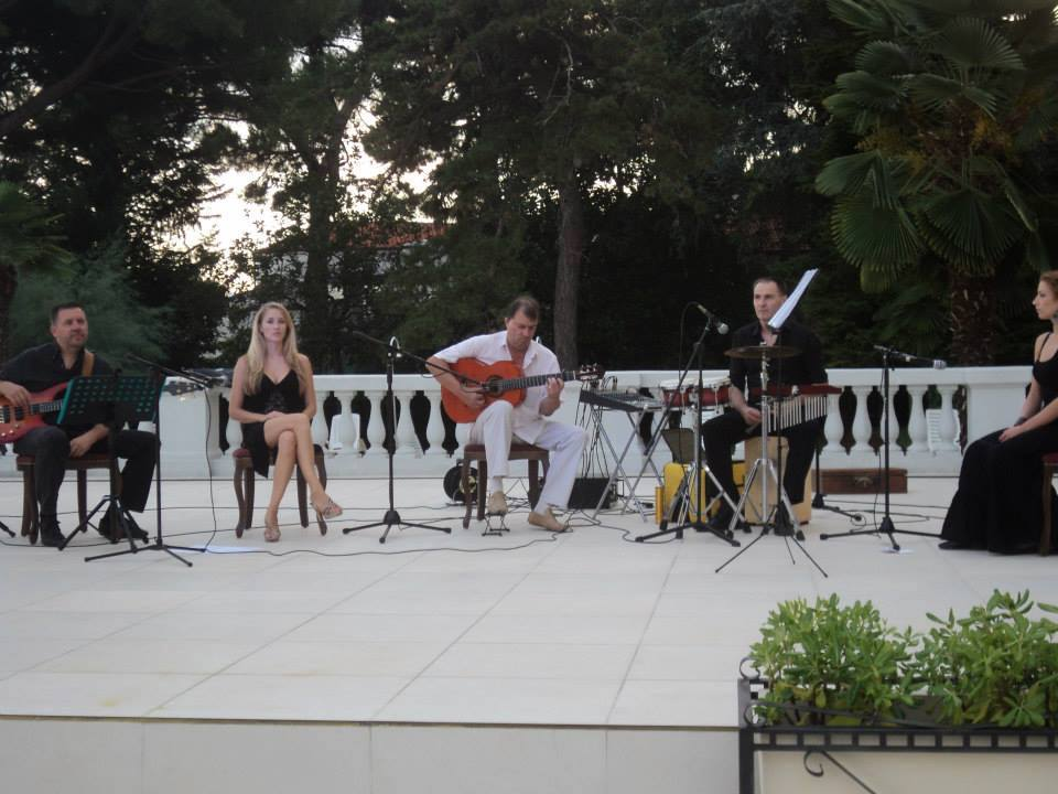 Flamenco fusion; Liburnija hotels; Opatija