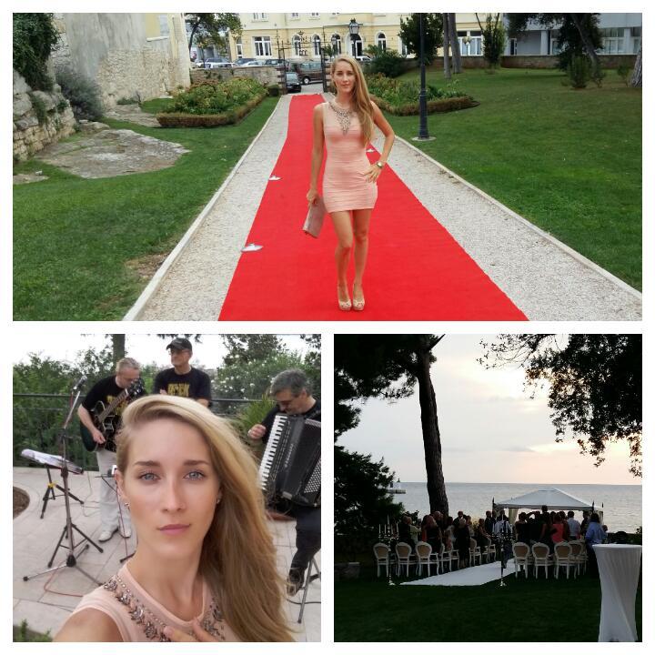Vjenčanje; Vila Polesini Poreč